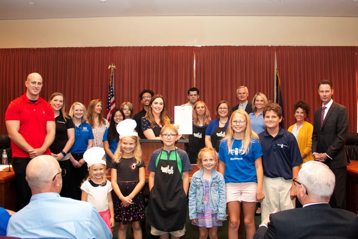 OneWorld partners with Live Well Omaha Kids for Family Dining Month